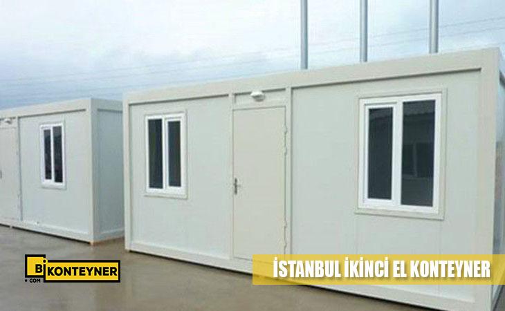 istanbul ikinci el konteyner