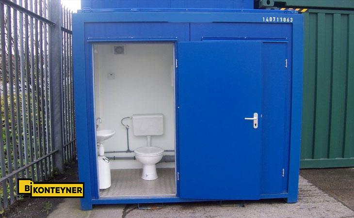 wc duş konteyner ikinci el